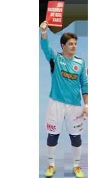 Stella Rossa futsal players